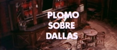 plomo sobre dallas