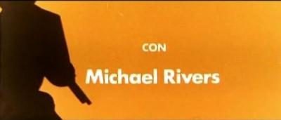 """michael rivers en """"los rebeldes de arizona"""""""