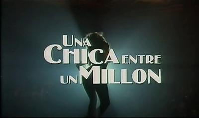 una chica entre un millón