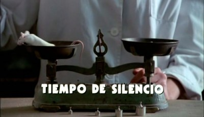 tiempo de silencio