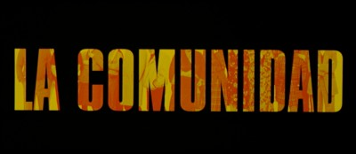 la comunidad